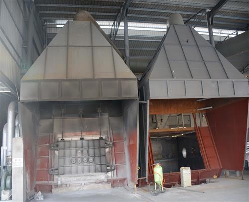 节能熔铝炉