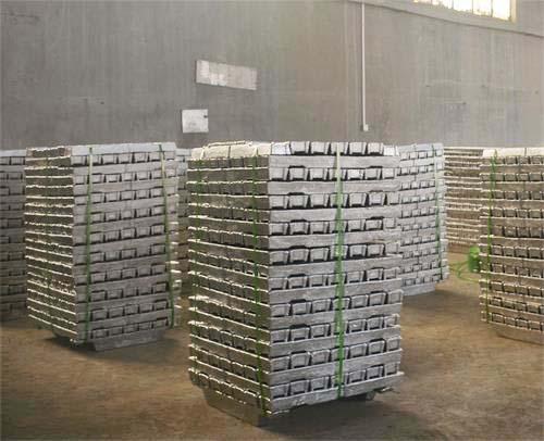 ADC8铝合金锭