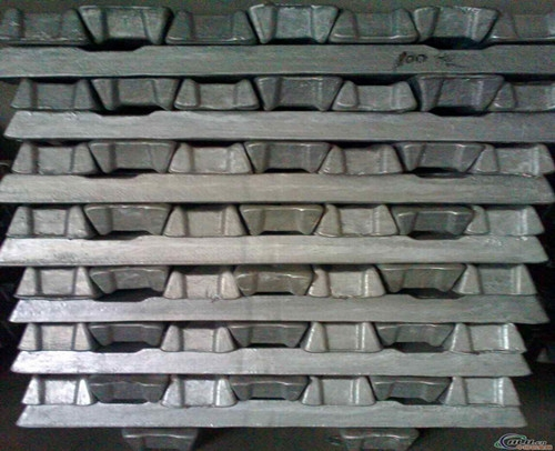 工业合金铝锭价格